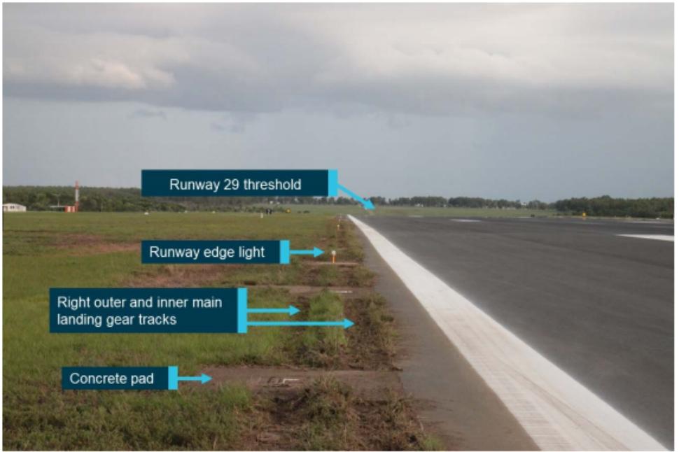 ATSB runway VH-VUI incident