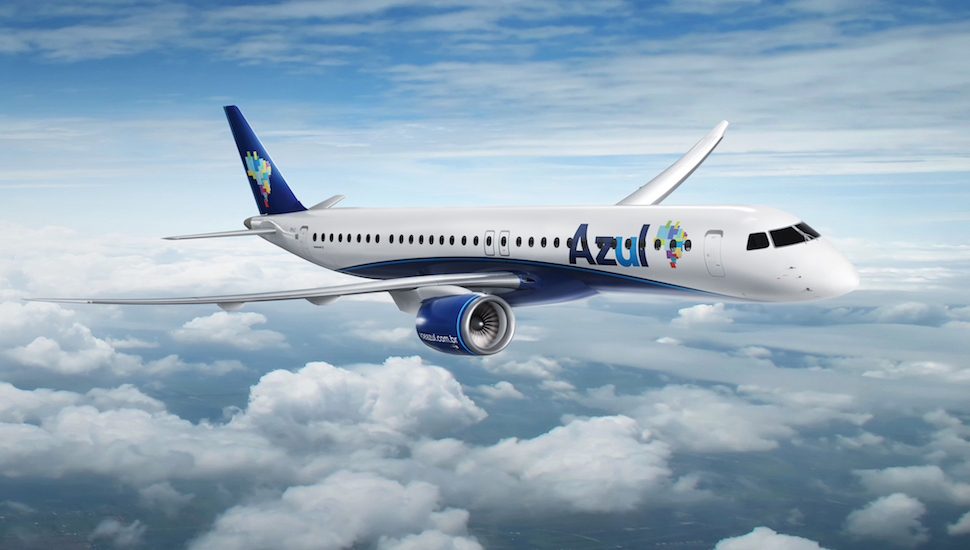 Azul E195-E2