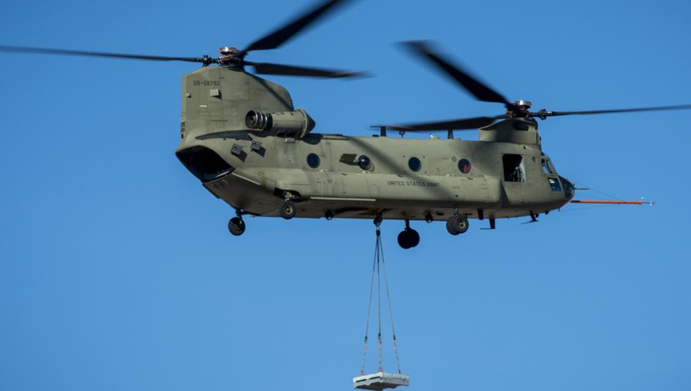 Boeing CH-47 Chinook Block II