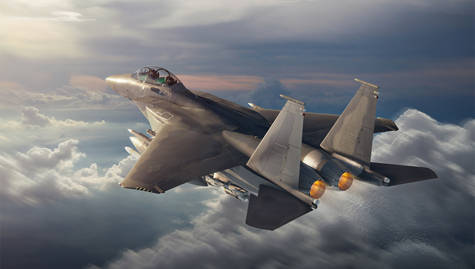 F-15EX could be delivered as early as 2020: Boeing | News | Flight ...