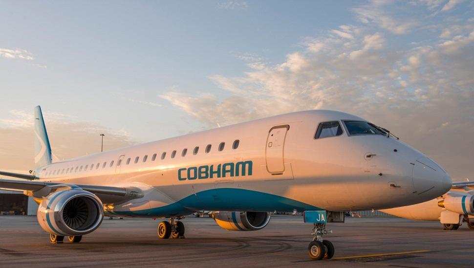 Cobham old E190