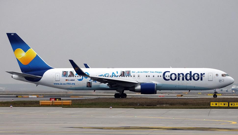 Condor Boeing 767-300 (c) Condor
