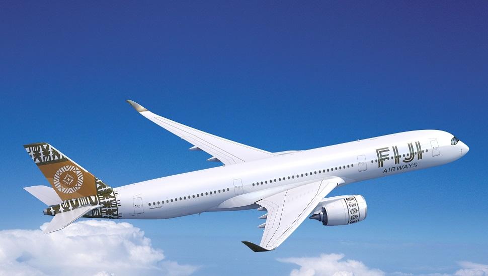 Fiji Airways A350 Airbus