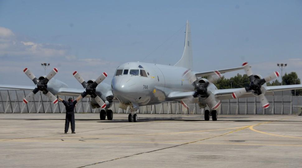 Greece P-3B