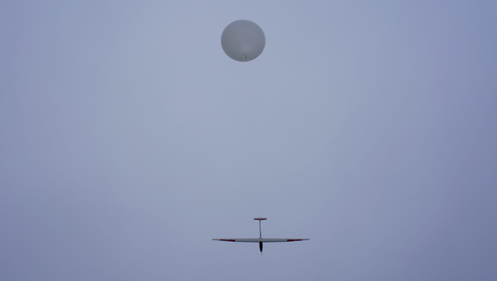 Hidron glider UAV