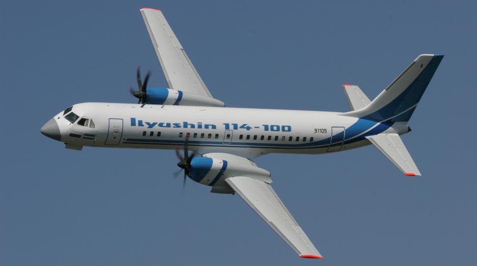 Ilyushin 114-100