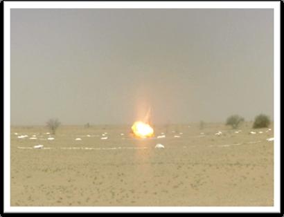 India bomb