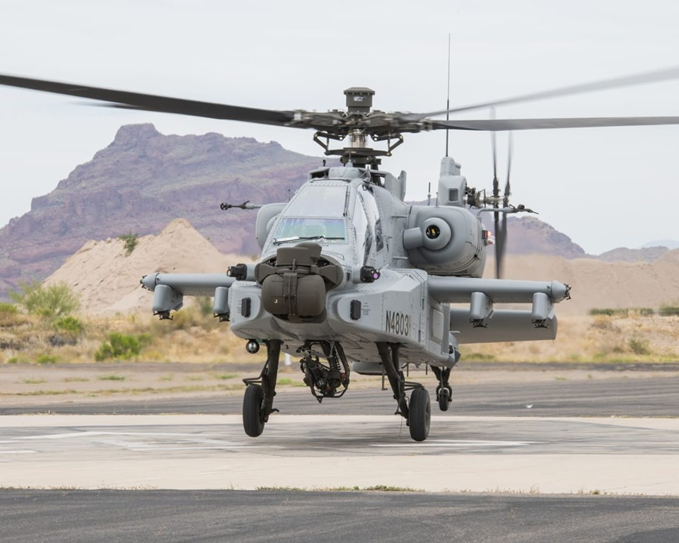 Indian air force apache