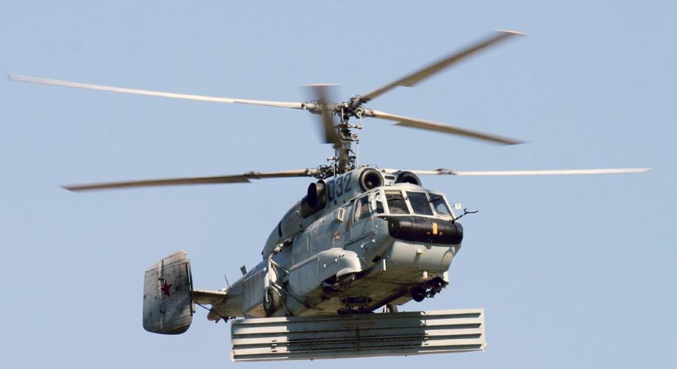 Ka-31 - Russian Helicopters
