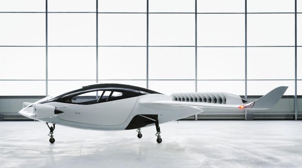 Lilium Jet 3