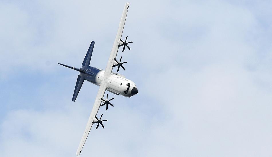 LM-100J – Lockheed Martin