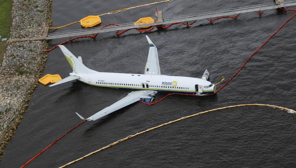 Miami Air 737 Jax