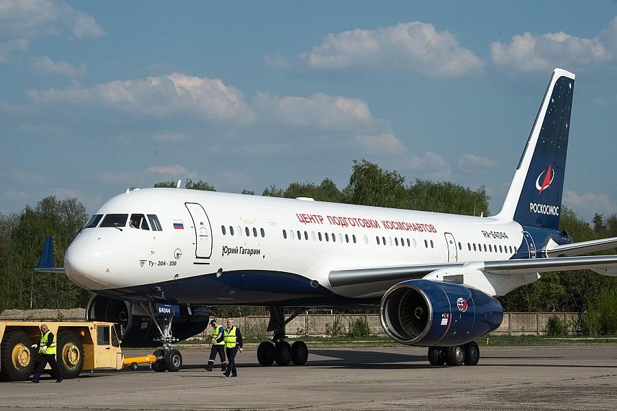 Roskosmos Tu-204-300 RA-64044