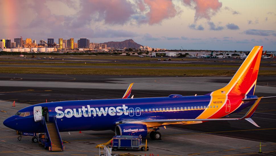 southwest 737 8