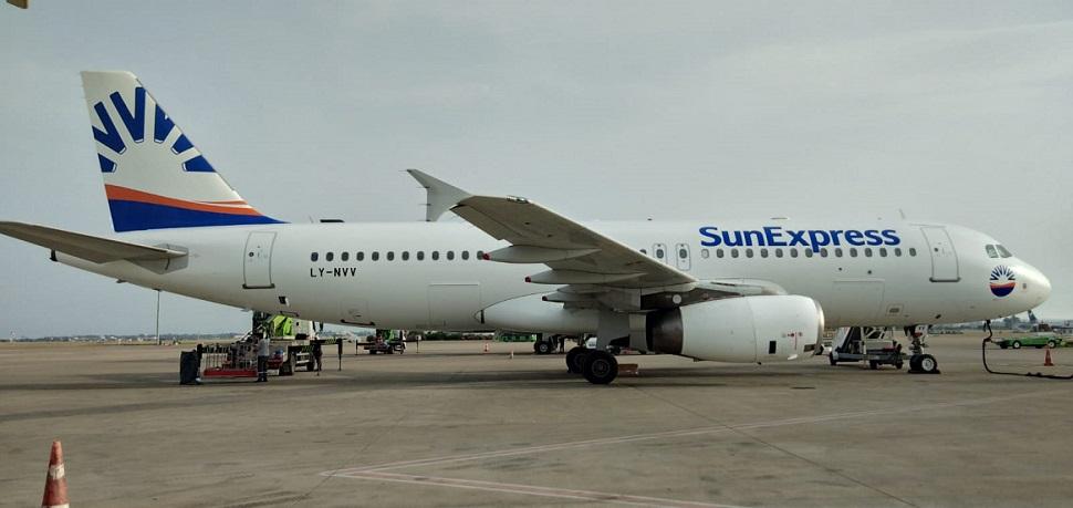 SunExpress A320