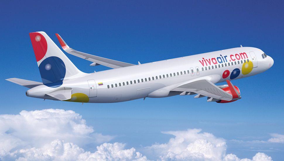 Viva Air A320ceo