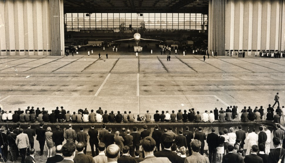 970 rollout Sept 68 no ceremony c ANL Shutterstock
