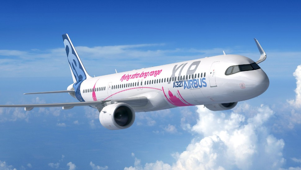 A321XLR - Airbus
