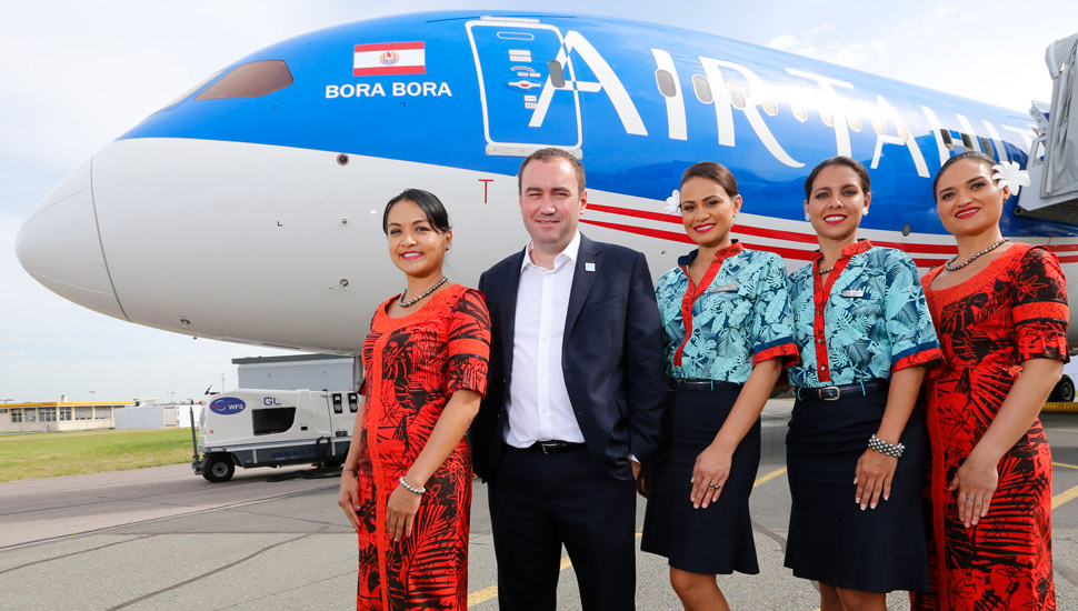 air Tahiti 787