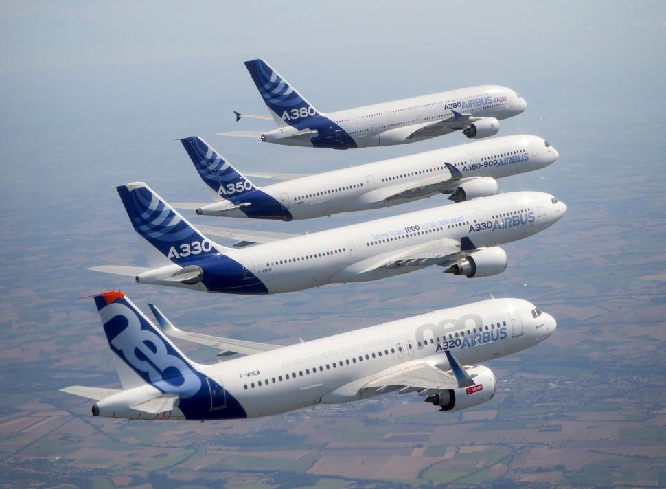 Airbus-Family-formation-flight1 970 c Airbus