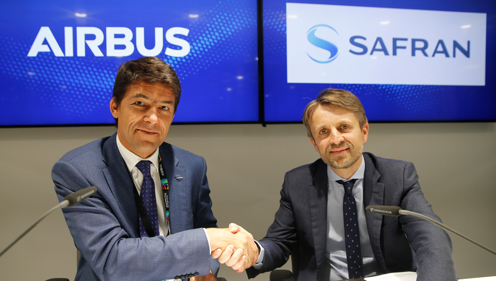 Airbus Helicopters and Safran Helicopter Engines