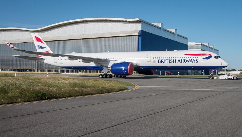 BA A350-1000 Airbus