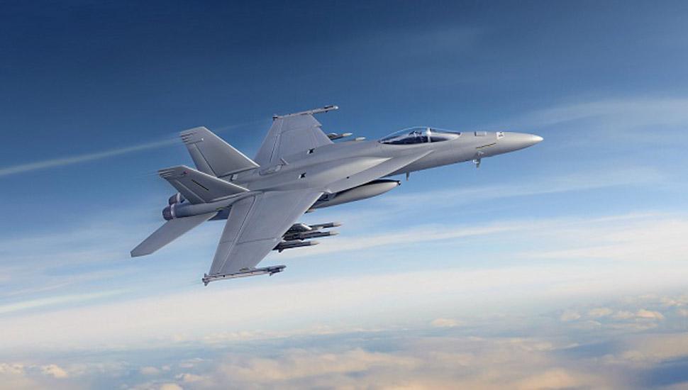 Boeing Block III version of its F/A-18 E/F Super H