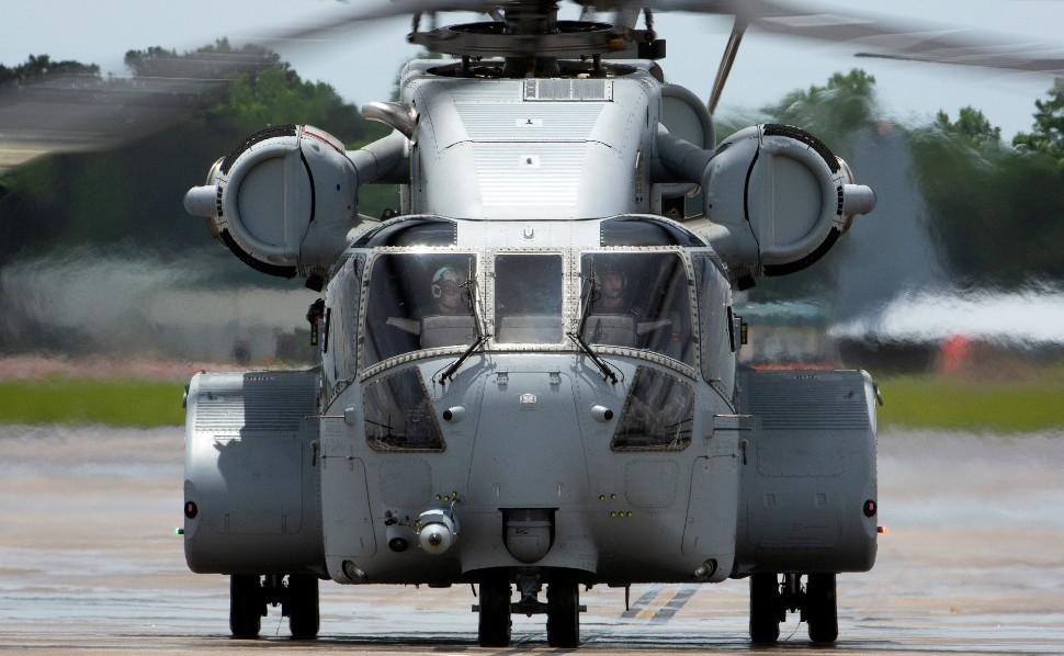 CH-53K - US Marine Corps