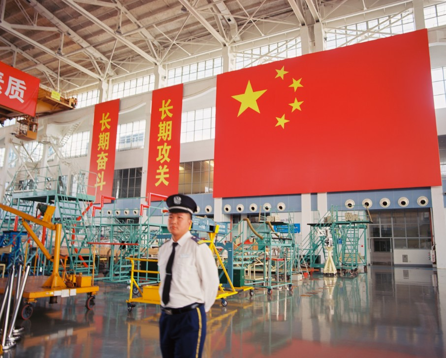 COMAC Shanghai c Jonathan Browning Shutterstock re