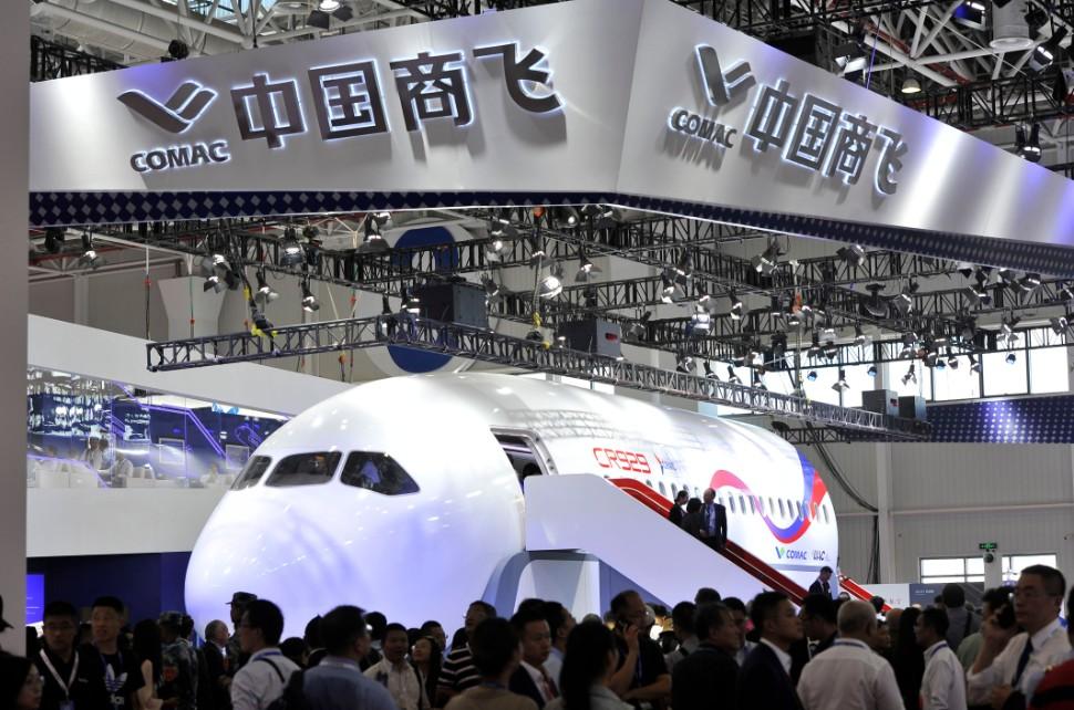 CR929 Airshow China 2018 c Imaginechina Shuttersto