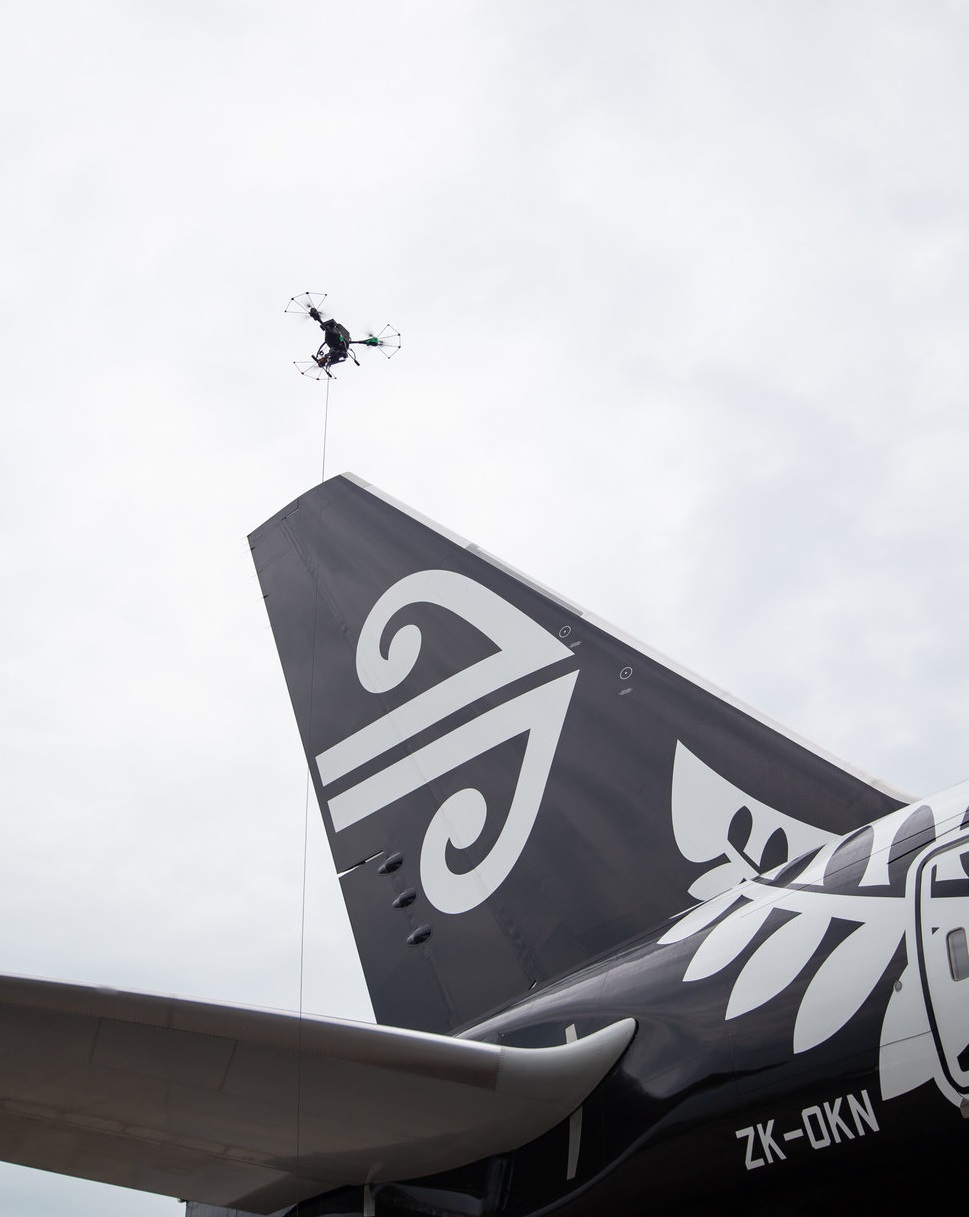 DroScan 2 Air NZ