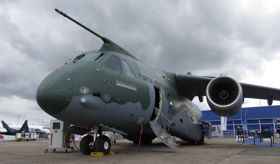 Embraer-KC-390