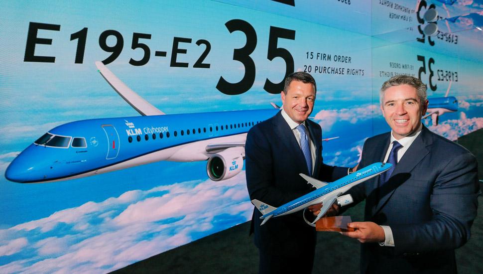 embraer-KLM c