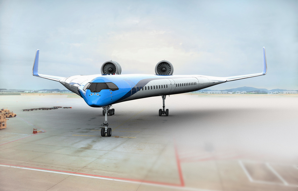 Flying-V concept