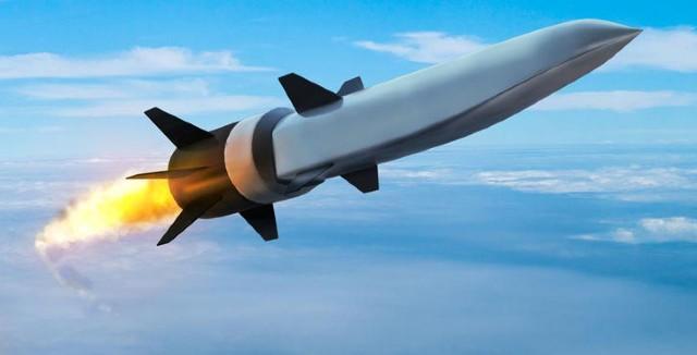 Hypersonic missile - Raytheon