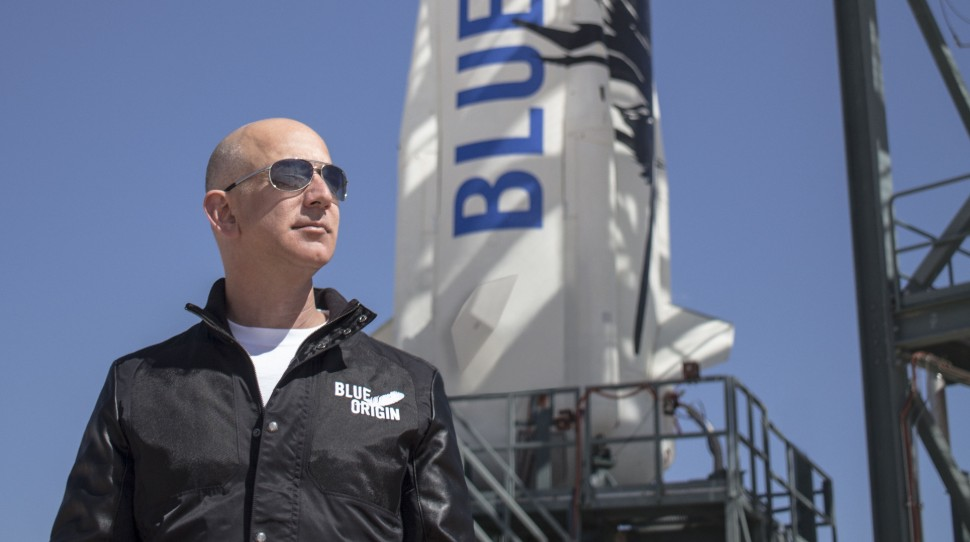 Jeff Bezos c Blue Origin Via Zuma Wire Shutterstoc