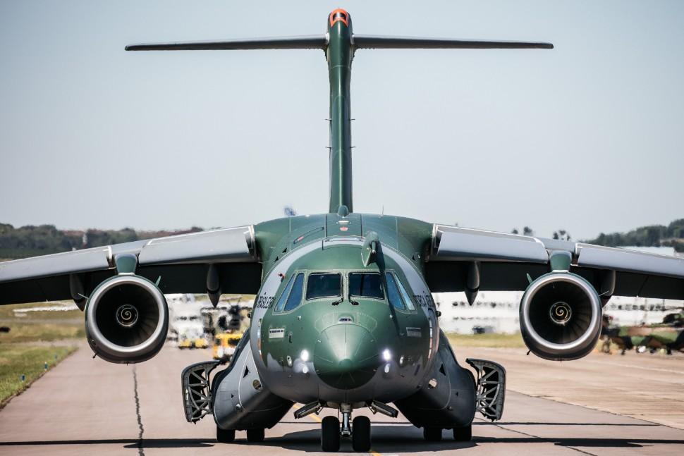 KC390 c Embraer