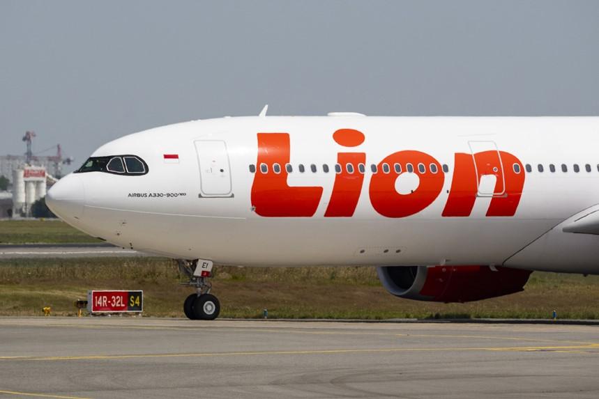 Lion Air first A330-900