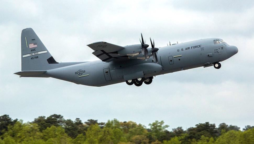 Lockheed Martin C-130J