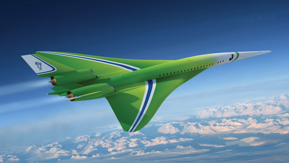 Lockheed Martin supersonic