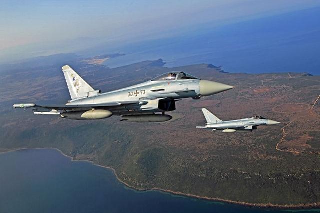 Luftwaffe Eurofighter Typhoon