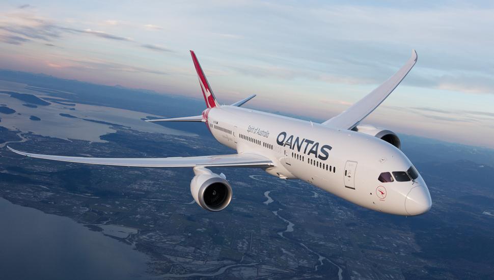 qantas 787 dreamliner quokka
