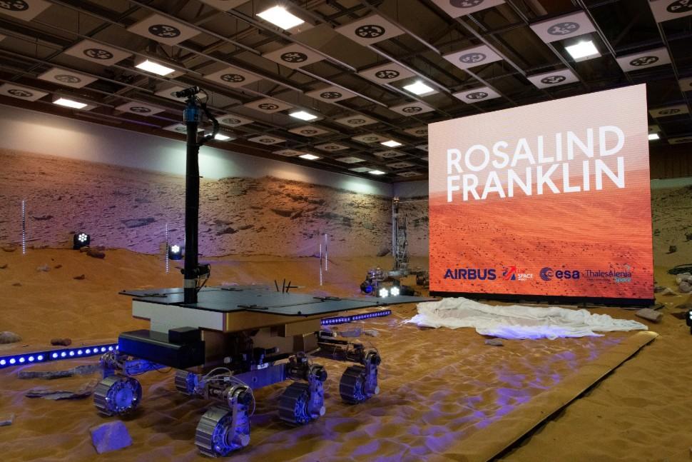 Rover at Stevenage c ESA S Corvaja 39424 A4