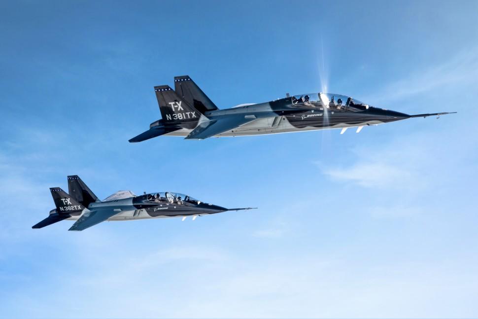 T-x pair c Boeing