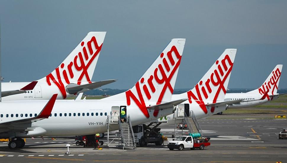 virgin australia tails