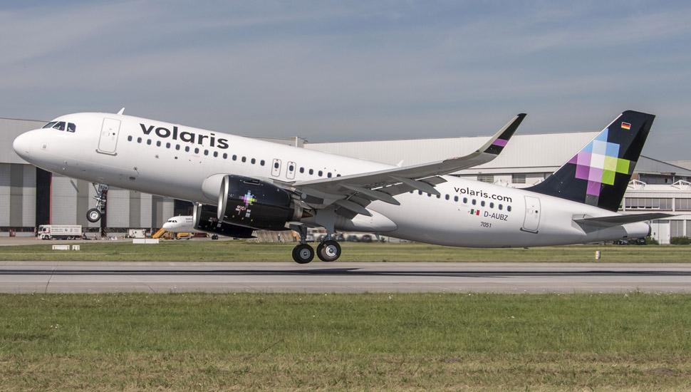 A320neo Volaris c