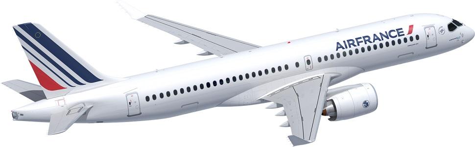 Air France A220.
