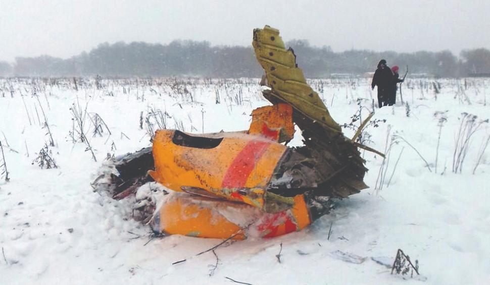 An-148 crash –Alexander Oleinikov/EPA-EFE/Shutter