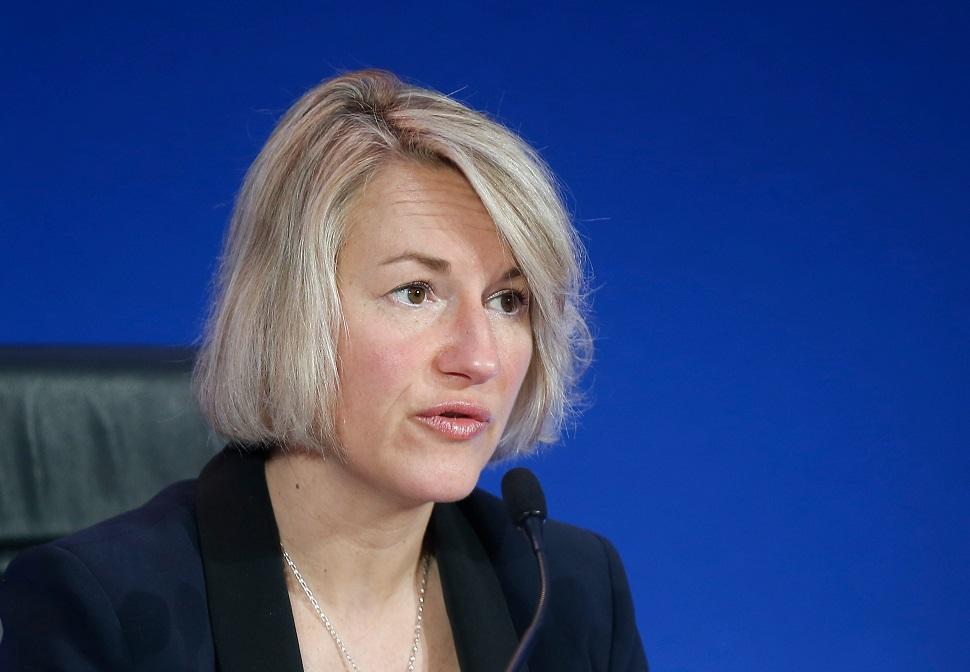 Anne Rigail Air France CEO