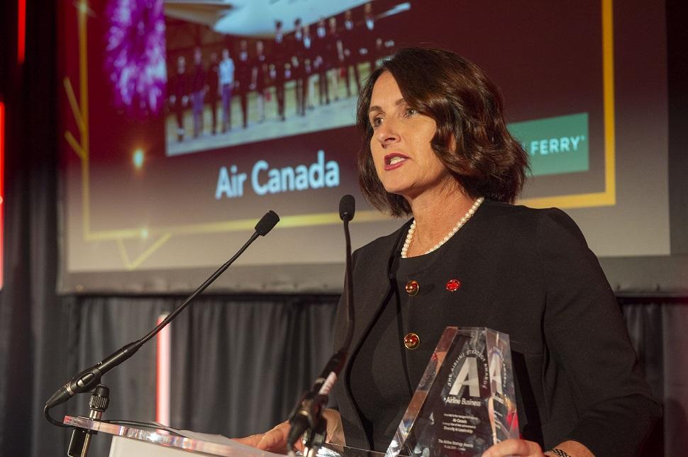 Catherine Dyer Air Canada CIO